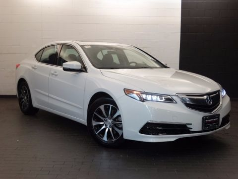 Certified Pre-Owned 2016 Acura TLX 2.4L FWD 4D Sedan