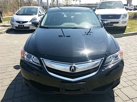 Certified Pre-Owned 2014 Acura ILX 5-Speed Automatic FWD 4D Sedan