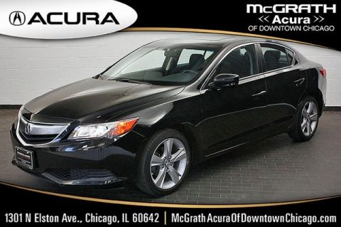 Certified Pre-Owned 2015 Acura ILX 5-Speed Automatic FWD 4D Sedan