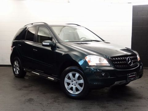 Pre-Owned 2006 Mercedes-Benz M-Class ML350 4MATIC® 4D Sport Utility