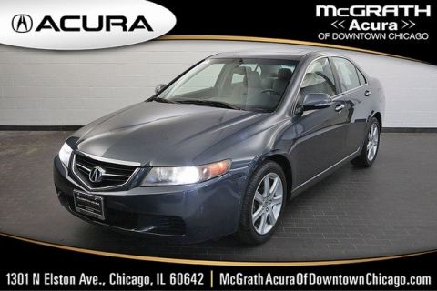 Pre-Owned 2004 Acura TSX  FWD 4D Sedan