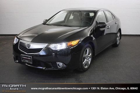 Certified Pre-Owned 2014 Acura TSX 5-Speed Automatic FWD 4D Sedan