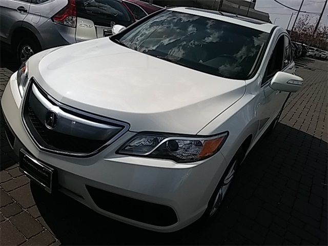 Certified Pre-Owned 2013 Acura RDX AWD